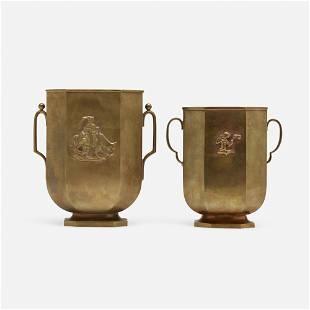 Just Andersen, Urns, set of two