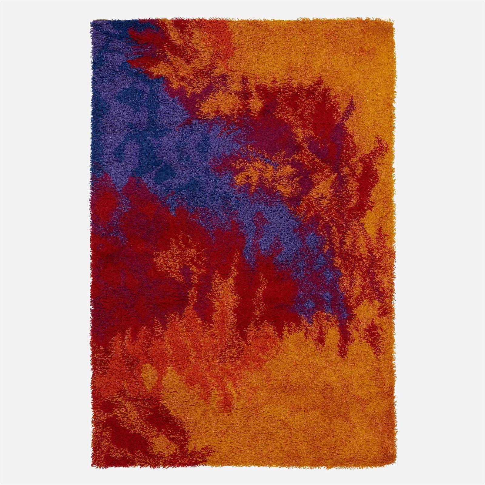 Ege Axminster A/S, Vesuv rya carpet