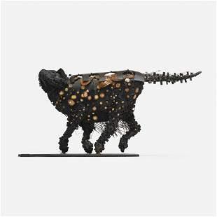 Giani, Cat sculpture