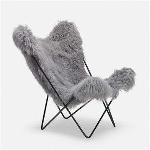 After Jorge Ferrari Hardoy, Butterfly lounge chair
