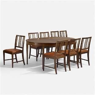 Frits Henningsen, Dining set