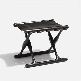 Poul Hundevad, Guldhoj folding stool