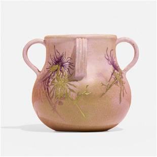 Clement Massier, Four-handled vase