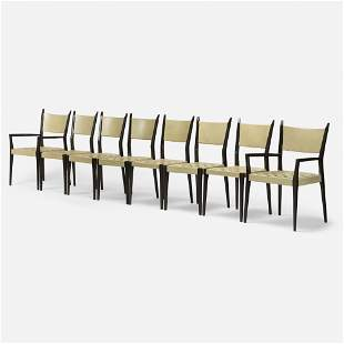 Paul McCobb, Irwin Collection dining chairs