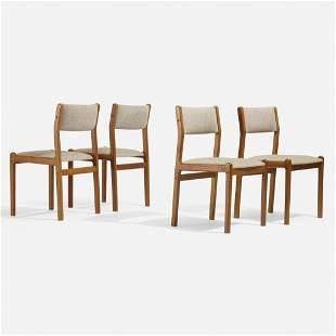 Jorgen Henrik Moller, Dining chairs