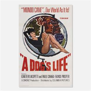 Mondo Cane movie poster