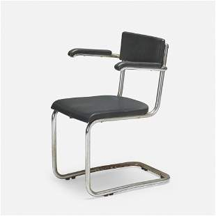 Giuseppe Pagano, attribution, Side chair