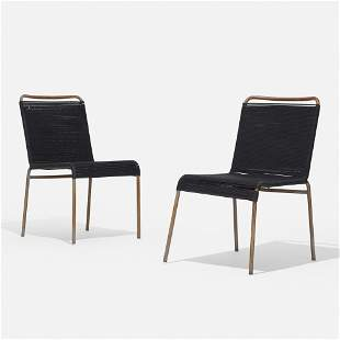 Hendrik Van Keppel and Taylor Green, Chairs