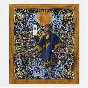 Kehinde Wiley, WOW Project Beach Towel