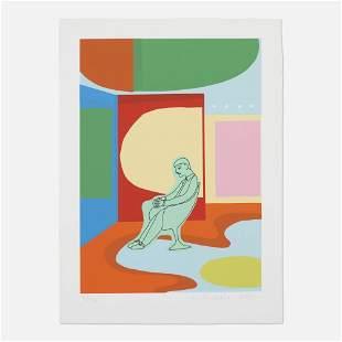 Adrian Wiszniewski, A Study in Vinyl
