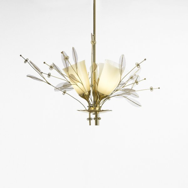 118: Paavo Tynell chandelier