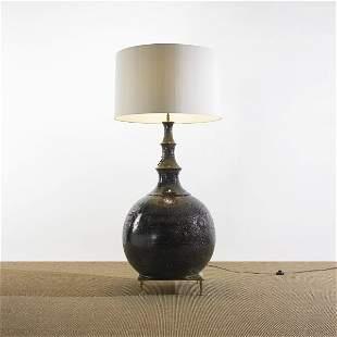 135: Bjørn Wiinblad monumental floor lamp
