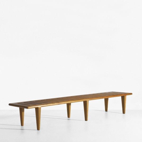 174: Hans Wegner bench