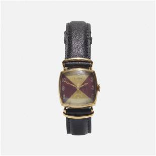 Raymond Loewy, Unique wristwatch