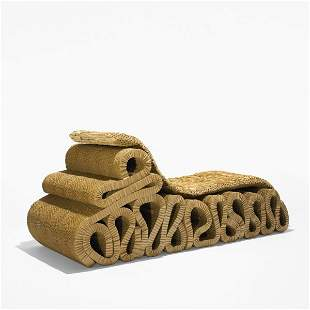 500: Frank Gehry Bubbles chaise