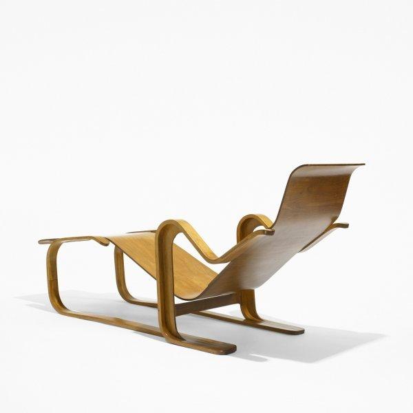 501: Marcel Breuer Long Chair