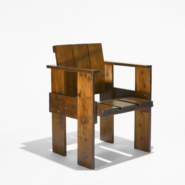 504: Gerrit Rietveld Albatros chair