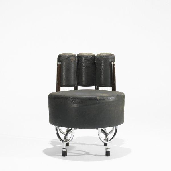 507: Roberto Gabetti & Aimaro Isola TRI-10 chair