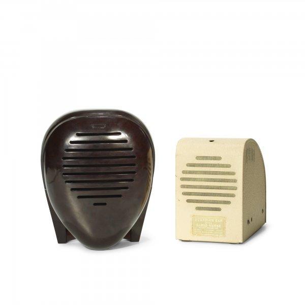 540: Isamu Noguchi Radio Nurse and Guardian Ear