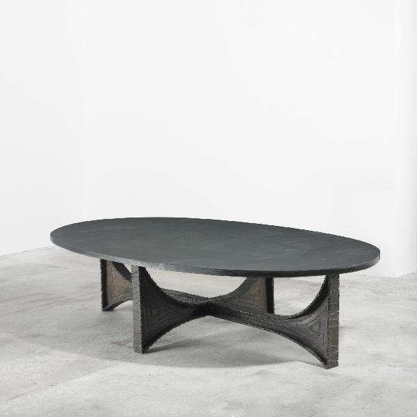 110: Paul Evans coffee table