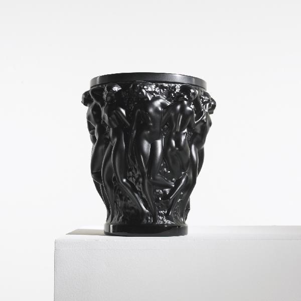 183: Rene Lalique Vase Bacchantes