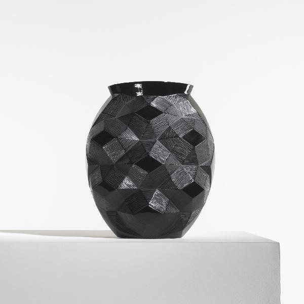185: Rene Lalique Vase Tortue