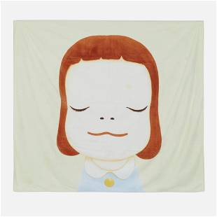 Yoshitomo Nara, WOW Project Beach Towel