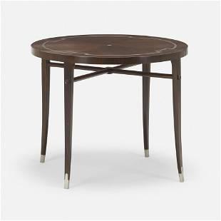 Tommi Parzinger, Table