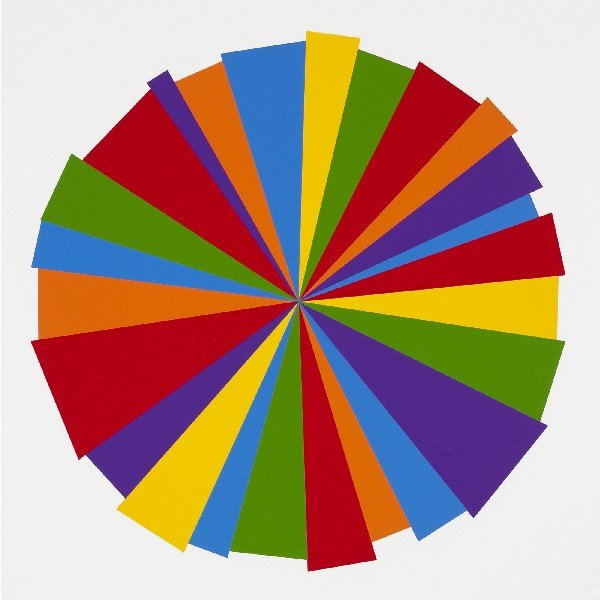 105: Sol LeWitt untitled (from The Art of Healing)