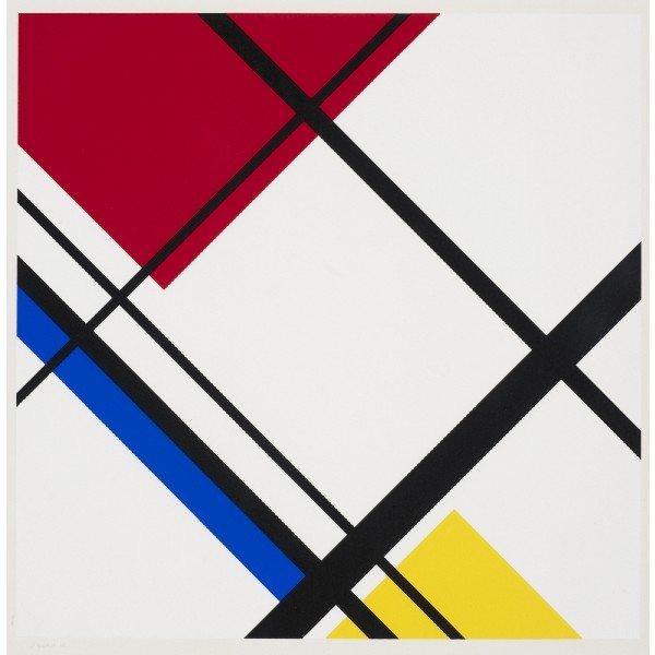 108: Jean Gorin untitled (Construction Plan)