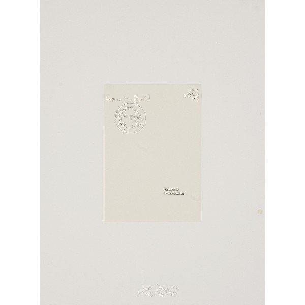 119: Joseph Beuys Fluxus Partir