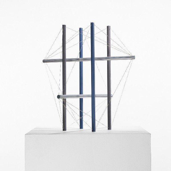 123: Kenneth Snelson untitled (from Key City)