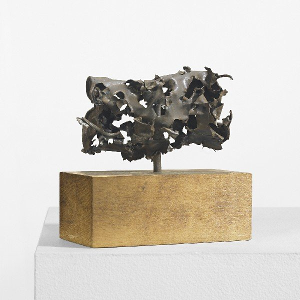 135: Alberto Burri untitled