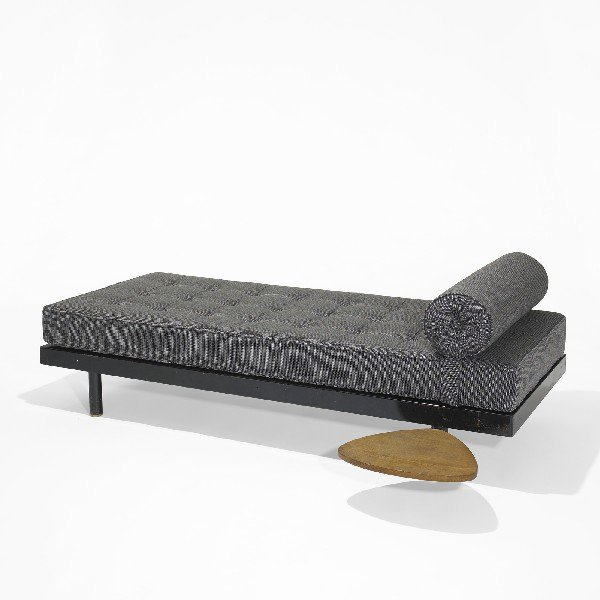 103: Jean Prouvé and Charlotte Perriand Antony daybed
