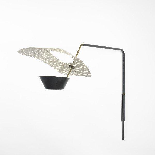 106: Pierre Guariche wall-mounted lamp