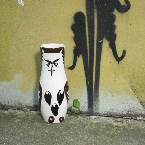 116: Pablo Picasso vase