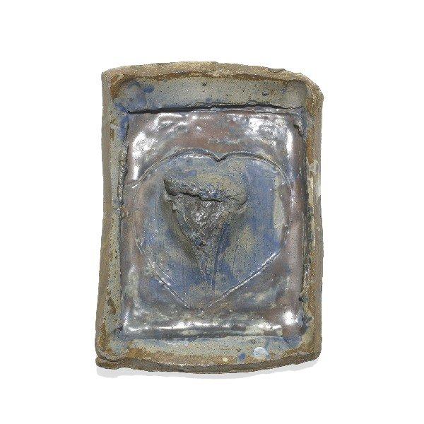 123: Peter Voulkos plaque