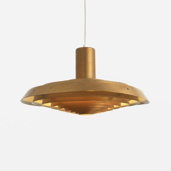 109: Poul Henningsen Plate lamp