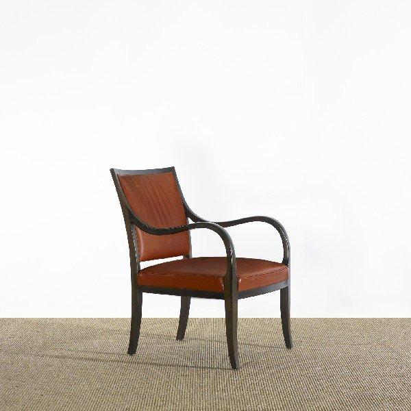 113: Frits Henningsen lounge chair