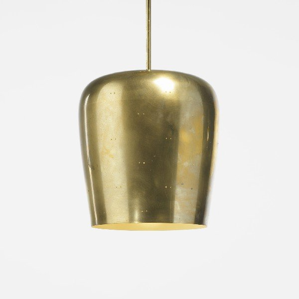 116: Paavo Tynell pendant lamp