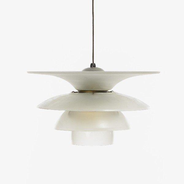 119: Poul Henningsen PH4 chandelier