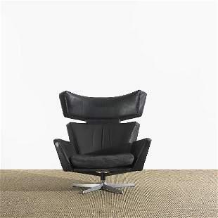 290: Arne Jacobsen Ox lounge chair