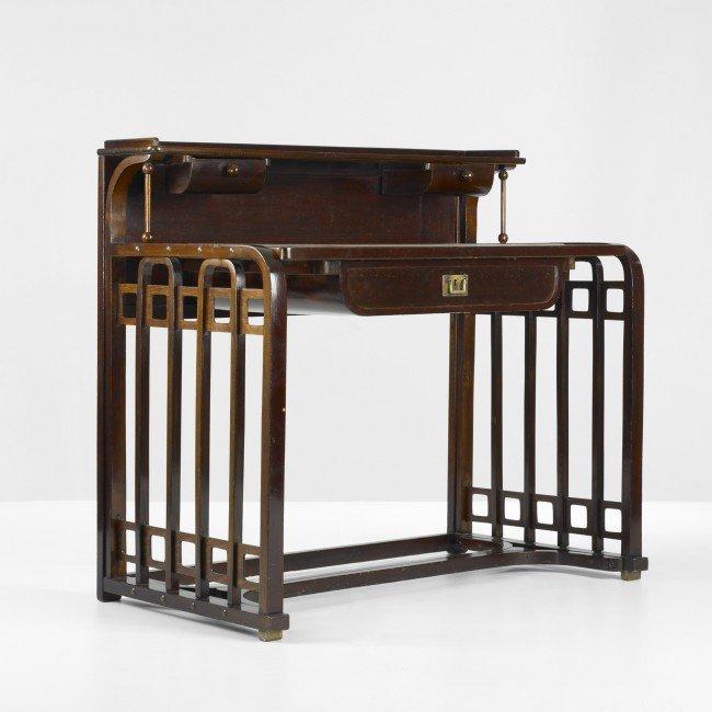 116: Josef Hoffmann desk, model 500/6