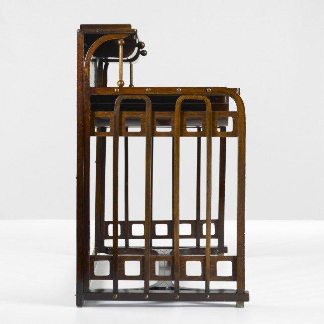 116: Josef Hoffmann desk, model 500/6 - 2