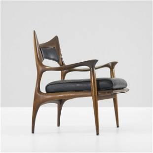 248: Phillip Lloyd Powell lounge chair