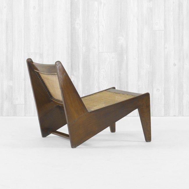 105: Pierre Jeanneret lounge chair