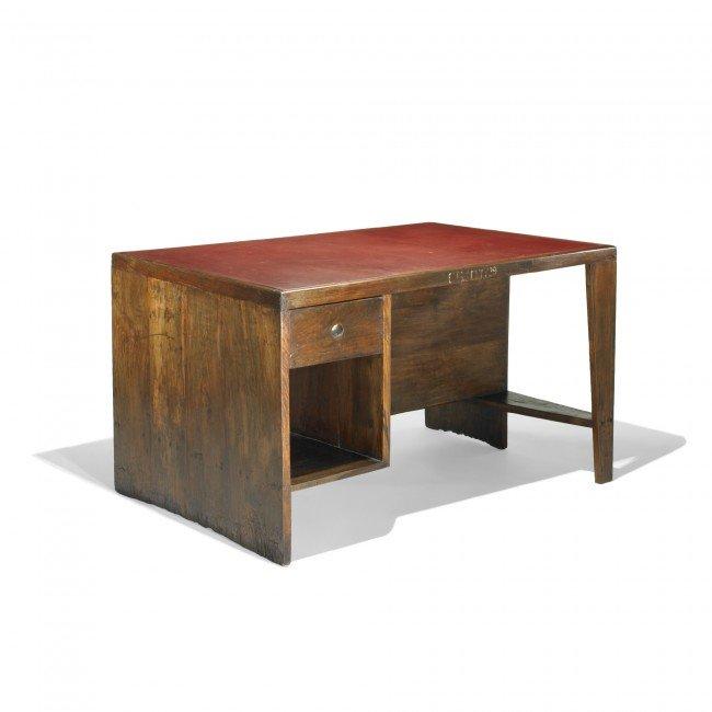 112: Pierre Jeanneret desk