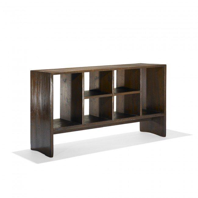 116: Pierre Jeanneret file rack