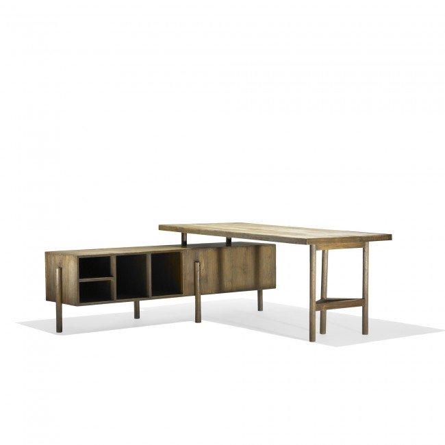 118: Pierre Jeanneret executive desk