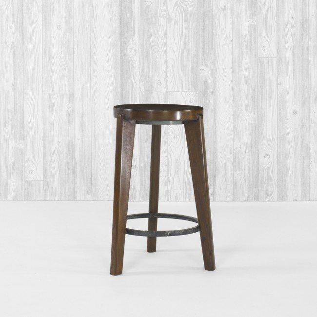 119: Pierre Jeanneret stool